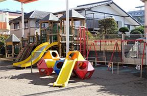 ごのかみ幼稚園の環境