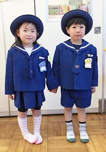 制服の写真